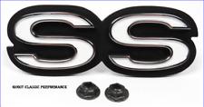 1969 Chevy Camaro SS Rear Panel Emblem GM Retoration Part - Brand NEW SHARP