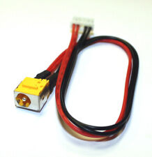 Acer Aspire 7735Z Compatible Laptop DC Jack Socket With Cable