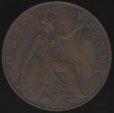 More details for 1912 h george v one penny coin | british coins | pennies2pounds