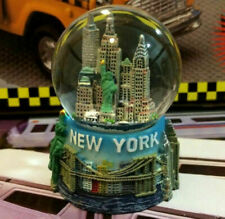 New York City Snow Globe 2.5 Inch (45mm) Skylines & Statue of liberty wg224