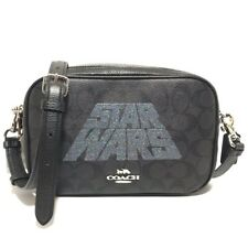 Star Wars X Coach Jes Crossbody In Signature Canvas Purse * Nwt