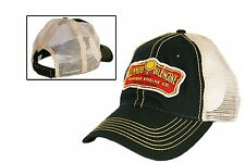"Cummins Diesel Engines ""Oil Engine"" Trucker Black Mesh Cap/Hat"