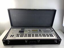 Yamaha MOTIF6 Keyboard Synthesizer w/ Unitec Hard Case and Foot Pedal