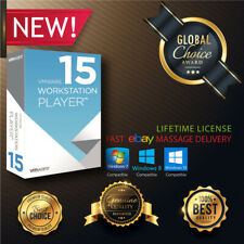VMware Workstation Player 15.5 Official🔑LifeTime License🔑 🔥INSTANT DELEVERY🔥