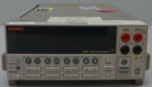 Keithley 2410 Voltage Source Meter-For Parts or Repair-Does Not Power On-Read!