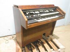 """Hammond Organ Co. T-262"" Vintage Electric Church Organ"