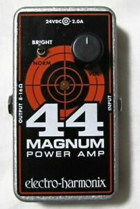 Used Electro-Harmonix 44 Magnum 44W Guitar Power Amplifier Pedal