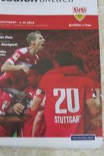 Stadion Aktuell, VFB STUTTGART-FC KÖLN.30.08.2014.