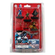 HEROCLIX SUPERMAN / WONDER WOMAN Earth 2 Wonders of the World