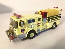 Custom Code 3 Kitbash 1/64 FDNY Squad 41 Mack CF