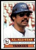 1979 Topps (Njs9) Reggie Jackson New York Yankees #700