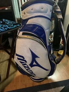 **MAKE OFFER!!** Mizuno Staff Tour Golf Bag