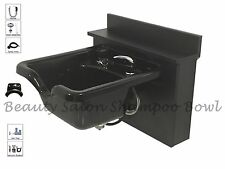 Shampoo Bowl Sink Cabinet Square Wall Mounted ABS Plastic TLC-B11-KSGT-BC16