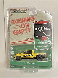 Greenlight Running On Empty 2017 Ford F-150 Bardahl - NIP