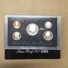 1993 US Silver Proof Set