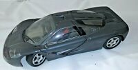 Maisto 1/18 Scale McLaren F1 Diecast Rear Engine Sports Car with Rear Spoiler