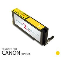 CLI-226 Yellow Edible Ink Cartridge for Canon PIXMA MX882 print edible toppers