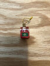 Avon Vtg Advent Calendar Christmas Music Tree Replacement Ornaments JACK IN BOX