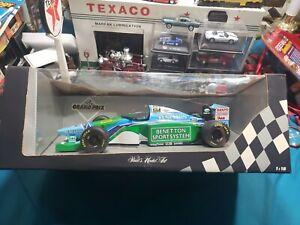 1:18 Paul's Model Art - J.J. LEHTO  Benetton Ford B 194 BEAUTIFUL VERY NICE CAR