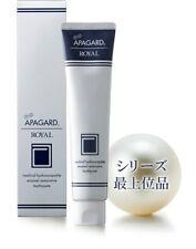 2 pcs APAGARD ROYAL toothpaste 135g Whitening Nanohydroxyapatite Remineralizing
