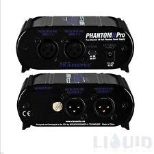 ART Phantom II 2 Pro Phantom Power Supply 48 Volt 48v Mic NEW FREE 2-DAY SHIP!