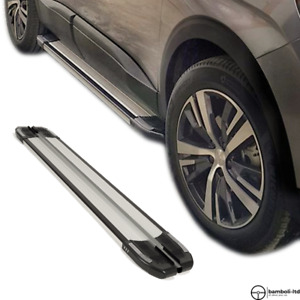 Running Board Side Step Nerf Bar for Toyota Hilux 2006 - 2015