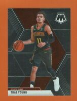 2019-20 Panini Mosaic Trae Young #182 Atlanta Hawks
