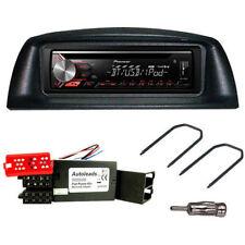 Autoradio e frontalini da auto con Bluetooth per Fiat