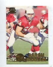 1997 Pacific #6 Aaron Graham Nebraska / Arizona Cardinals Rookie