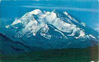 Postcard Mt. McKinley, AK Posted 1961