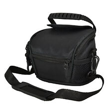 Black Camera Case Bag for CANON POWERSHOT SX400 SX410 SX420 IS SX530 SX500 SX510
