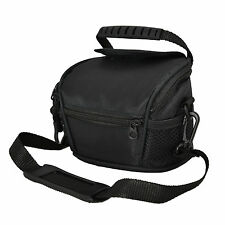 Camera Case Bag for Nikon Coolpix L810 L820 L830 L320 L330 L340 B500 etc (Black)