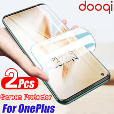 For OnePlus 8 7 Pro/6 5 T HD Clear LCD Screen Protector Shield Cover Guard Film