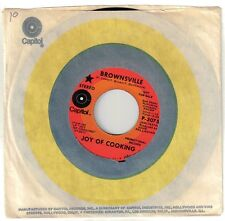 JOY OF COOKING  (Brownsville)  Capitol 3075 = PROMOTIONAL recording