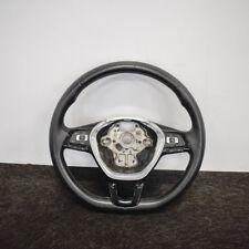 VOLKSWAGEN PASSAT Multifunction Steering Wheel B8 5G0419091 2016
