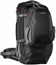 Caribee Unisex Magellan 75L RFID Travel Pack - Black