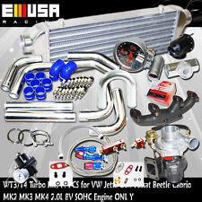 T3/T4 Internal Turbo Kits for99-05 VW Beetle GL Hatchback 2D 2.0L 1984CC I4SOHC