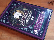 LENORE *Cute Little Dead Girl* DVD (Goth Cartoon Comic)