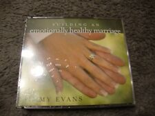 Jimmy Evans: Building An Emotionally Healthy Marriage  CD Series Christian  NOV6