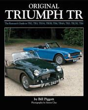 Original Triumph TR The Restorer's Guide BOOK TR2 TR3 TR3A B TR4 TR4A TR5 TR6