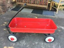 "1950's Radio Flyer or Murray wagon - very nicely restored - 34"" in length"
