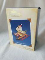 Hallmark Keepsake Ornament - Toymaker Santa 2005