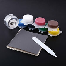 Leather Repair Vinyl Kit Car Fix Color Couch Ready Use 1 Oz Sofa Seat Tear New
