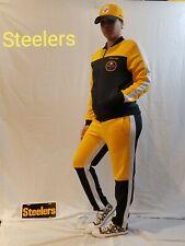 Steeler track suit- 3Pc