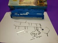 AS IS PARTS HO SCALE ATHEARN GP40-2 CONRAIL LOCOMOTIVE CASING AND PARTS SEE PICS