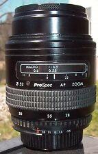 Sigma Nikon AF ProSpec 28-70mm F:3.3-4.5 AIS Multi-Co #3244825 Film or DSLR DSLM