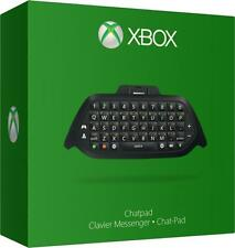 NEUF - Pack: ChatPad + Micro casque filaire Officiel Xbox one