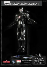 Iron Man 3 Super Alloy Action Figure 1/12 War Machine Mark II Ver. 2 15 cm Play