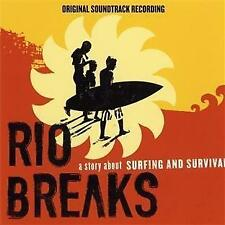Rio Breaks OST - Various Artists (NEW CD)