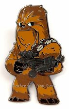 New Star Wars Celebration Orlando 2017 Exclusive Chewbacca Mystery Pack Pin